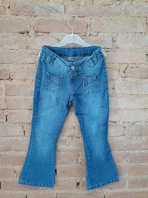 Calça Jeans MUNDI Infantil