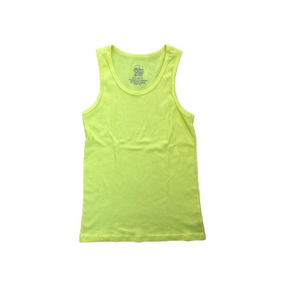 Regata FADED GLORY Infantil Amarelo Fluor