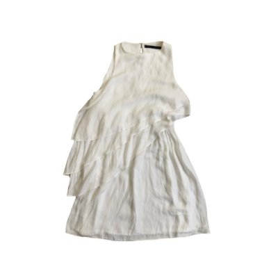 Vestido ZARA BASIC Branco
