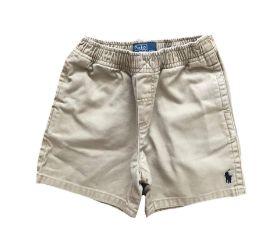 Shorts RALPH LAUREN Infantil Bege