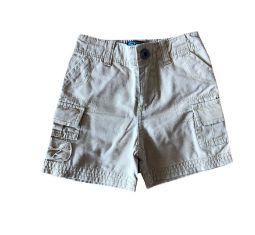Shorts RALPH LAUREN Infantil Caqui