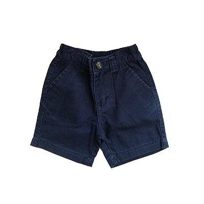 Shorts TOMMY HILFINGER Infantil Azul Marinho