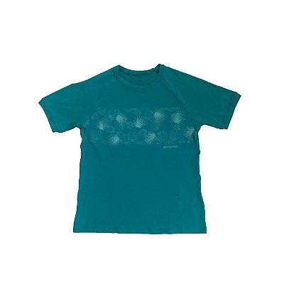 Camiseta TRACK&FIELD Infantil UV Verde
