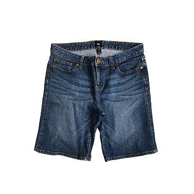 Bermuda Jeans GAP Feminina