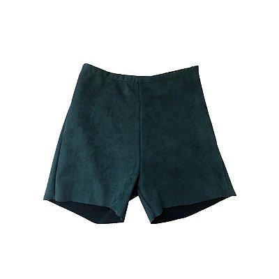 Shorts SEM MARCA Feminino Verde