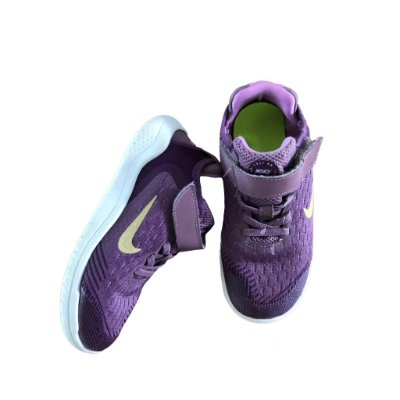 Tênis Nike Roxo mais gasto