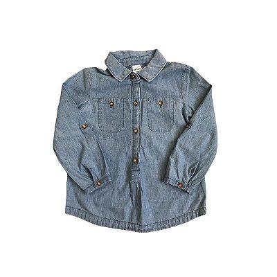 Camisa Jeans CARTER'S Infantil