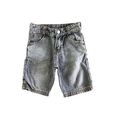 Bermuda Jeans Vrasalon Infantil