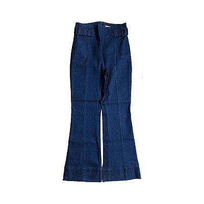 Calça Jeans MARIA FILÓ Feminina Cintura Alta