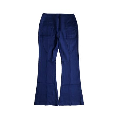 Calça CRIS BARROS Feminina Azul