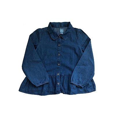 Camisa baby GAP Infantil Jeans