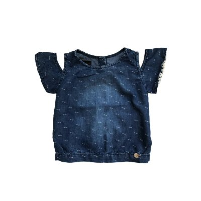 Blusa MATINEE FUN Infantil Jeans