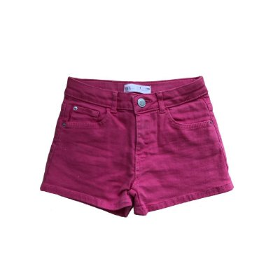 Shorts ZARA Infantil Rosa