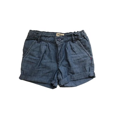 Shorts Jeans OSHKOSH Infantil Azul Molinho