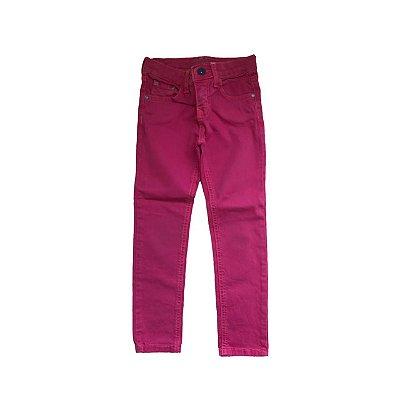 Calça CALVIN KLEIN Infantil Pink Stretch