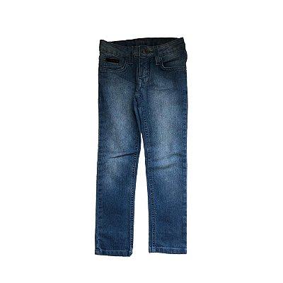 Calça Jeans CALVIN KLEIN Infantil com Stretch
