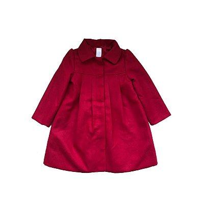 Casaco GYMBOREE Infantil Vermelho