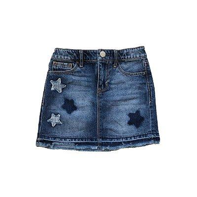 Saia Jeans GAP KIDS Estrelas