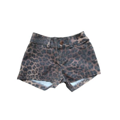 Shorts VRASALON Infantil Animal Print