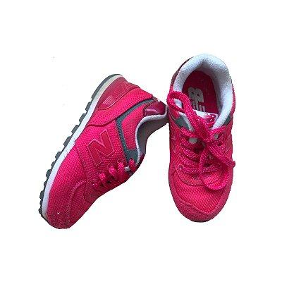 Tênis NEW BALANCE Infantil Pink