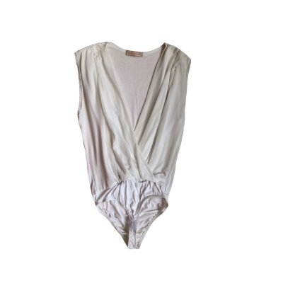 Body ATELIER LINAH Feminino Off White