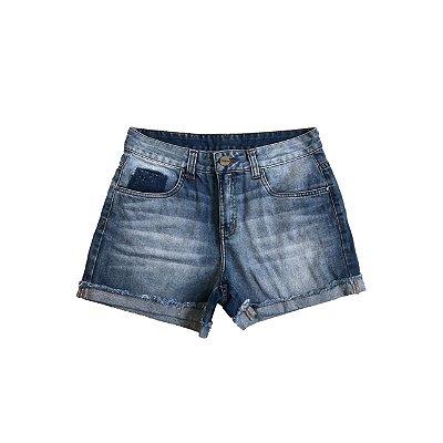 Shorts Jeans Le Lis Blanc
