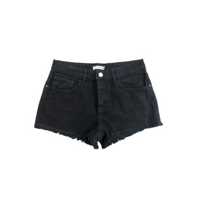 Shorts Jeans Le Lis Blanc Preto