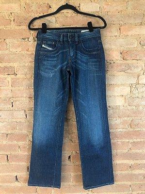 Calça Jeans Diesel Escura