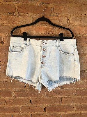 Shorts Jeans BLUESTEEL Feminina