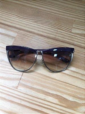 Óculos de Sol MIU MIU Roxo