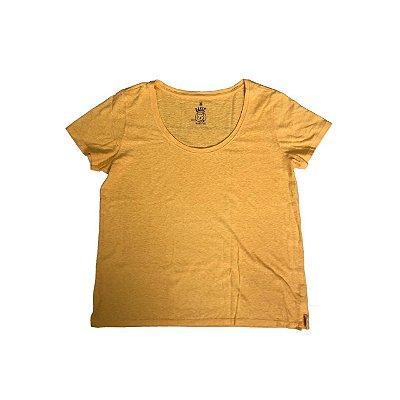 Camiseta BLUE STEEL Feminina Laranja