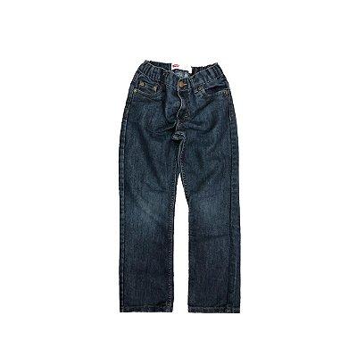 Calça Jeans LEVIS'S Infantil com Ajuste na Cintura