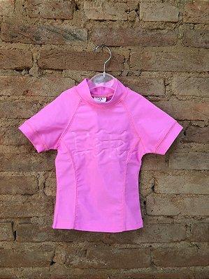 Camiseta L'ÈTÈ Infantil Rosa