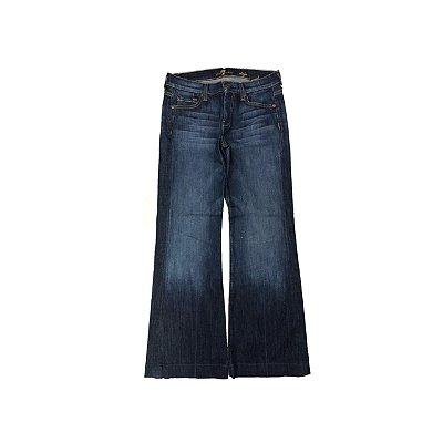 Calça Jeans SEVEN Feminina Escura
