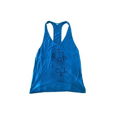 Regata Podrinha Track&Field Azul Royal
