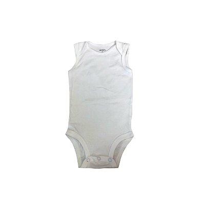Bodie Regata CARTER´S Infantil Branco