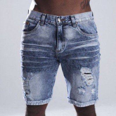 Bermuda Jeans Nifty Casual