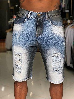 Bermuda Jeans Nifty Dark