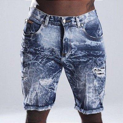 Bermuda Jeans Nifty Splash