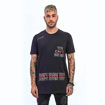 Camiseta Lamafia Clothing Night You Can´t Be Us