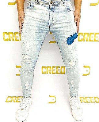 Calça Creed Skinny