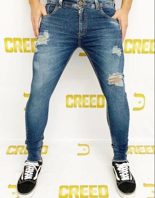 Calça Creed Skinny Jeans