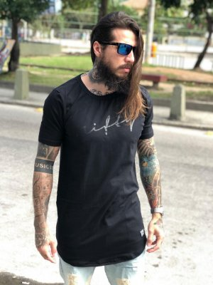 Camiseta Nifty UseNifty Black/Black