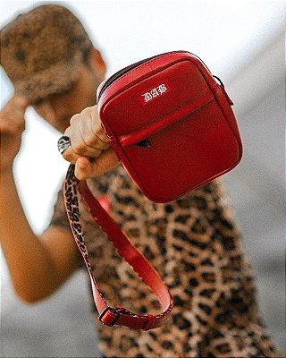 Shoulder Bag Dabliu Costa Red