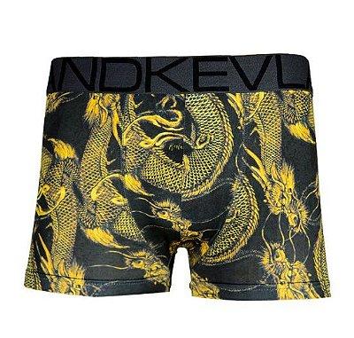 Cueca Kevland Boxer Dark Dragon