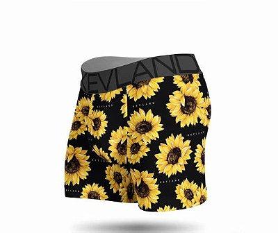 Cueca Kevland Boxer Sunflowers
