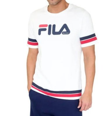Camiseta Masc. Fila Riley
