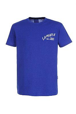 Camiseta LaMafia Azul