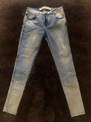 Calça Nifty Jeans Smooth Clear