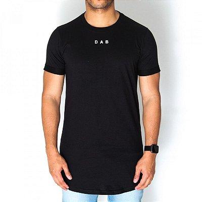 Camiseta Dabliu Costa Black Long Dab X Titto